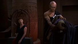 Do you hear laughter, Pharaoh?