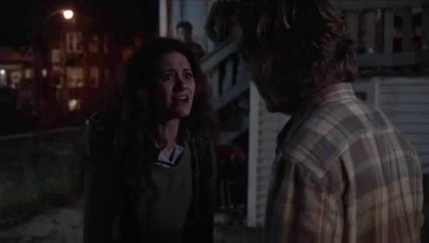 Clip image for 'And I was here when Debbie got her first period.