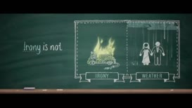 Clip thumbnail for 'Irony is not coincidence