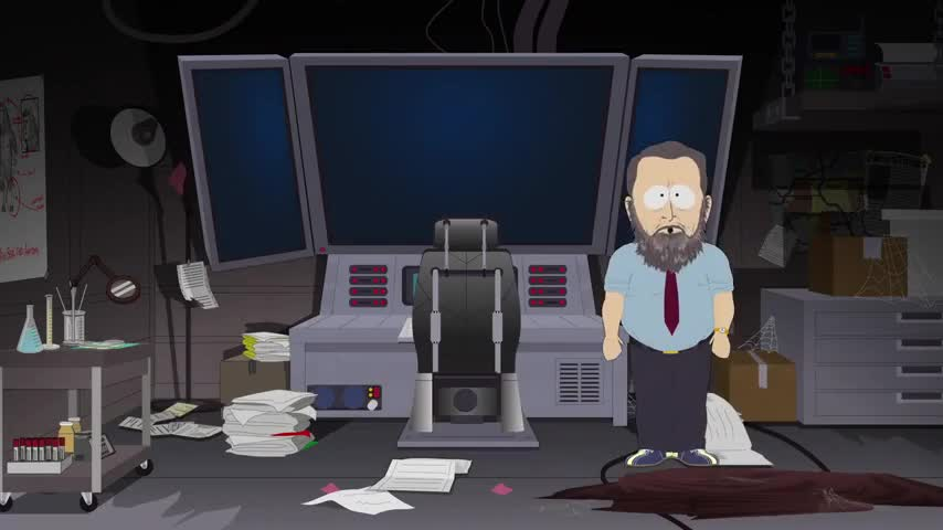 I wanted to find ManBearPig's origins.