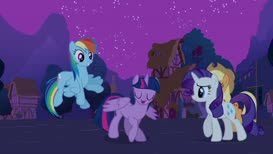 Clip thumbnail for 'Why, you've become an alicorn. I didn't even know that was possible.