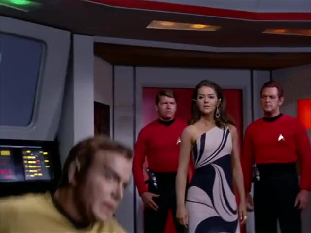 - Scotty, we're running out of time. - Captain, I'm working as fast as I can.
