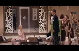 Auntie Mame is big-hearted when anybody is in trouble.