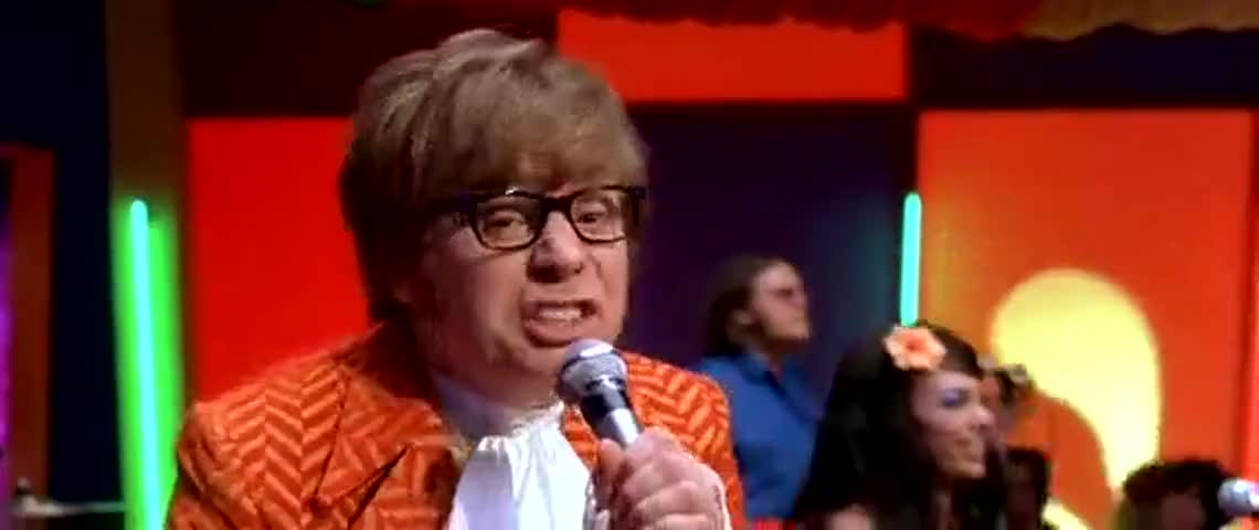 Yarn Daddy Wasnt There Austin Powers In Goldmember 2002