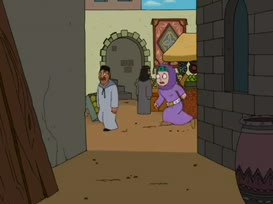 - I appreciateyour culture! - Silence, whore!