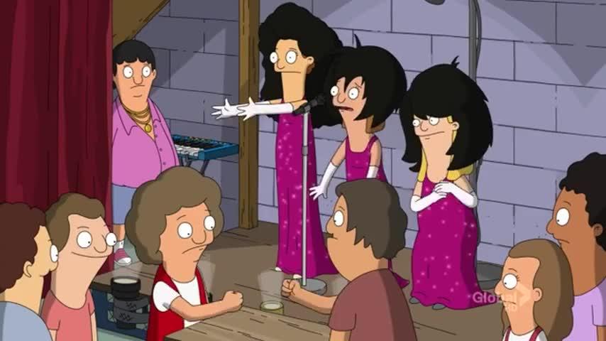 ♪ Girls being girls being girls being girls... ♪
