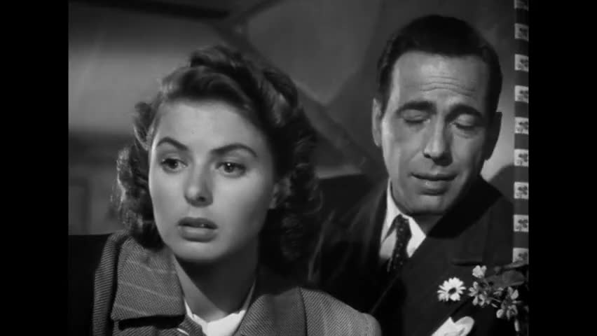 thesis movie casablanca The movie casablanca is characterized by a lot of sociological concepts, analyzing issues concerning, social class, race, sacrifice and many.