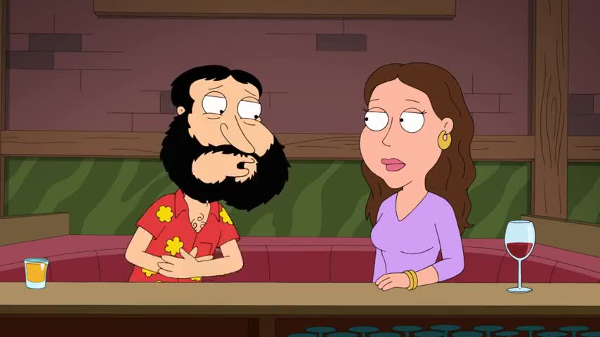 Family Guy S15E14 The Dating Game