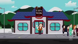 City Wok! Take your order, please!