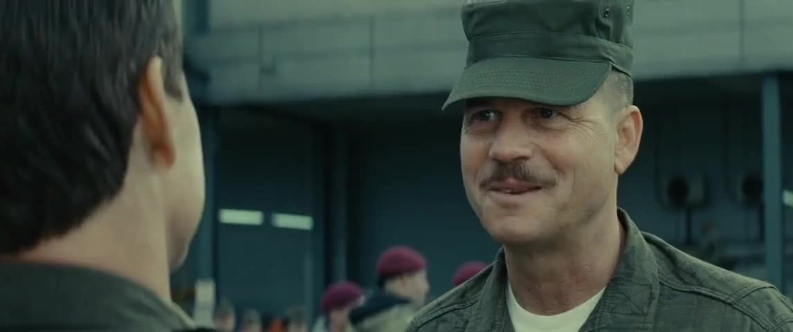 Master Sergeant Farell.