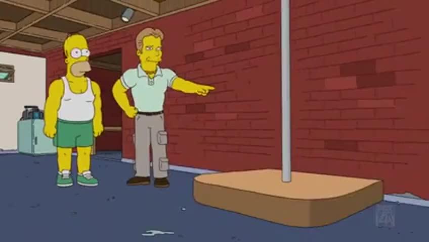 Hit the pole! Stripper up...Fireman down.