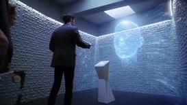 an interactive artificial consciousness.