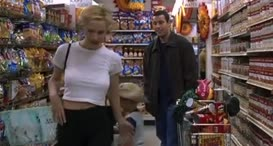 Stay away from the frozen-food section. Your boobs'll harden.