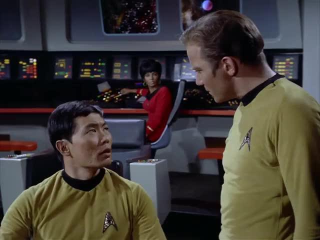 - But, captain... - No buts.