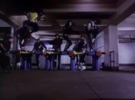 The Jacksons - Bad (1987)