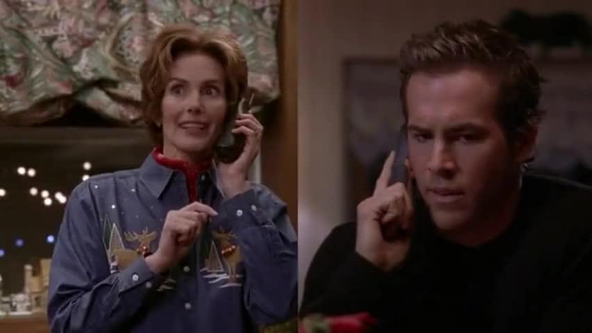 - Hello, Joyce? - Mom? I'm on the phone.
