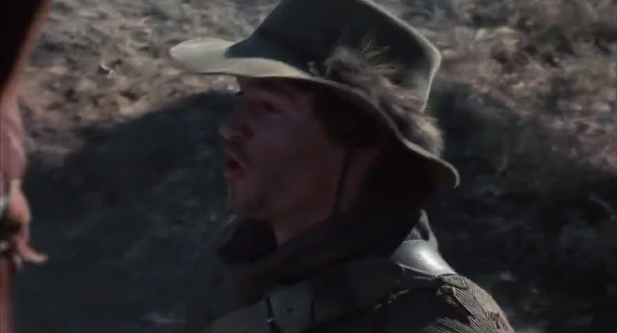 - Navajo! Navajo! - Enough!
