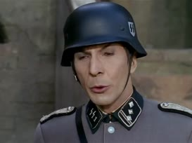 Clip thumbnail for 'You should make a very convincing Nazi.
