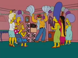 Come on, Duff man!