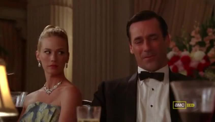 The Color Blue Mad Men S03e10 Video Clips Yarn