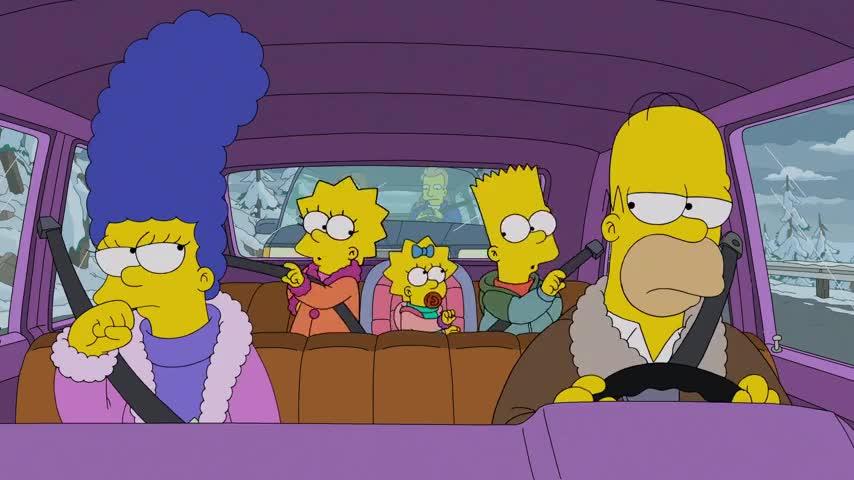 -¶ Baby shark, doo-doo-doo-doo-doo-doo ¶ -Oh, God, I'm so sick of this.