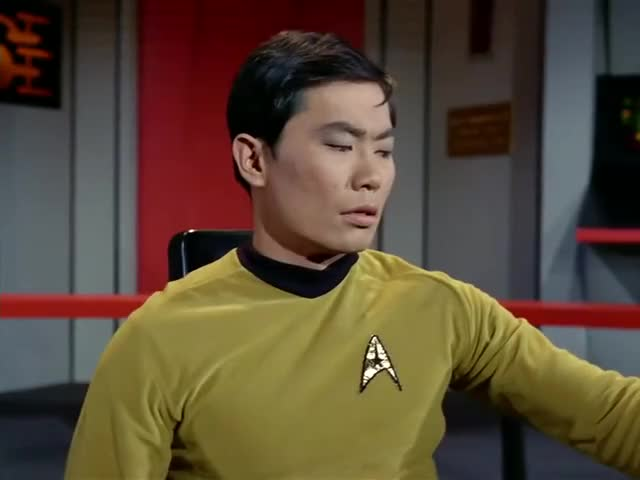 Photon torpedoes negative, Captain.