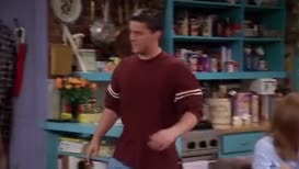 Joey, don't. Let's forget about it.