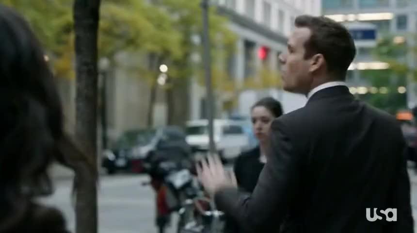 No, don't Harvey me, okay?