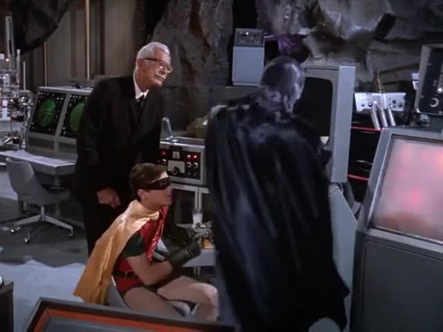 might clarify things, Robin.