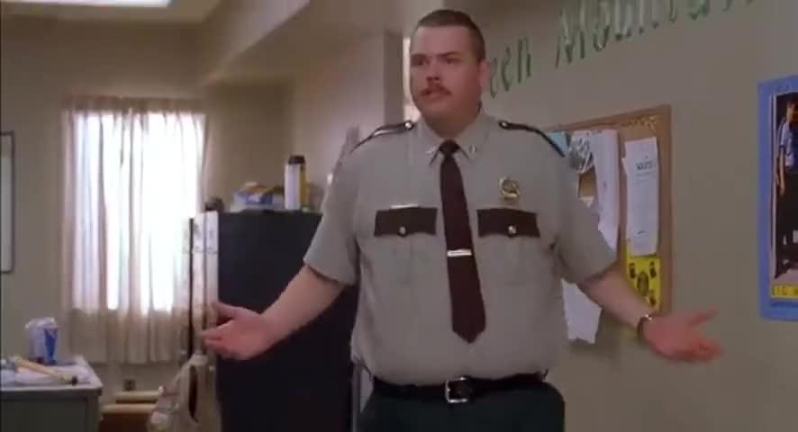 Sing it again, rookie bitch.