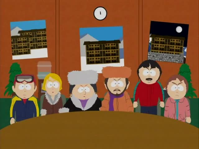 """Quiz for What line is next for """"South Park """"? screenshot"""