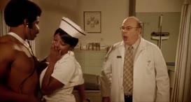I told you urine sample, Nurse Jenny.