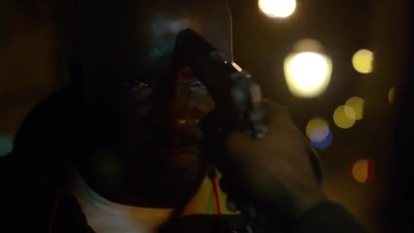 Pull the trigger, nigga!