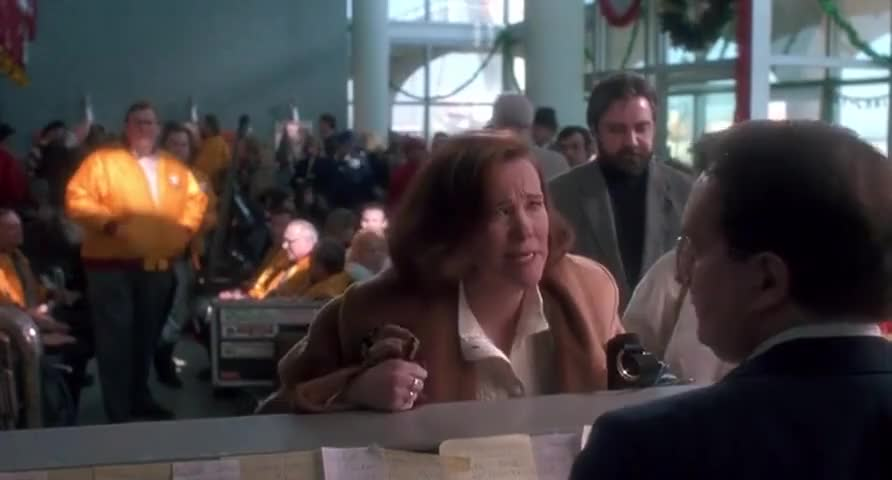 Yarn | The season of perpetual hope! ~ Home Alone (1990) | Video ...