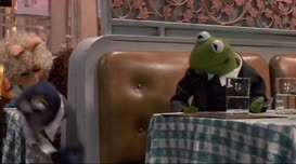 Clip thumbnail for '- No. It's Kermit. - What? Kermit?