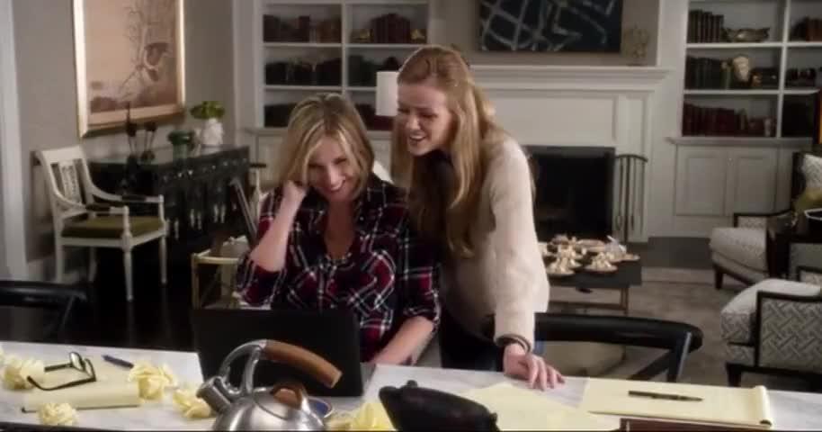 (Mallory) Oh, my God! (Brianna) Right?