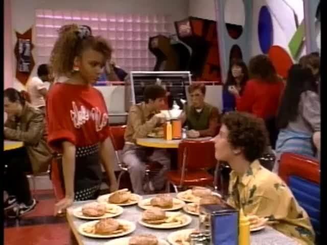 Waitress! Where's my Ovaltine?