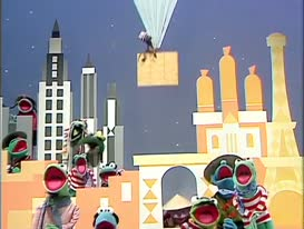 - ♪ It's a small world after all♪ - Hi!