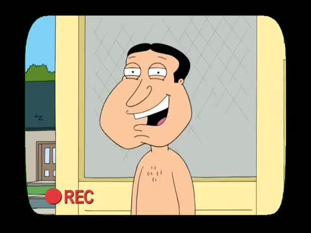 I'm Glenn Quagmire, and this is Bee Bush.