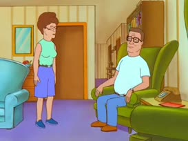 Clip thumbnail for 'Did you even notice that Luanne was crying when she left here?