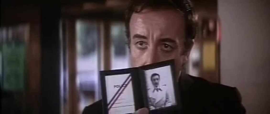 I am Inspector Clouseau of the Sûreté...