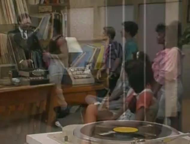 Mr. Belding, is it true that Bayside had a radio station?
