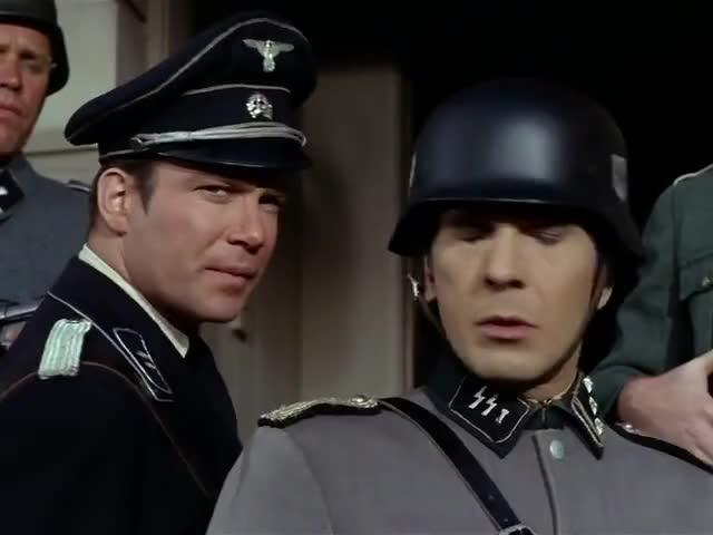 Lieutenant, remove your helmet.
