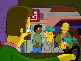 Sounds like Springfield's got a discipline problem.