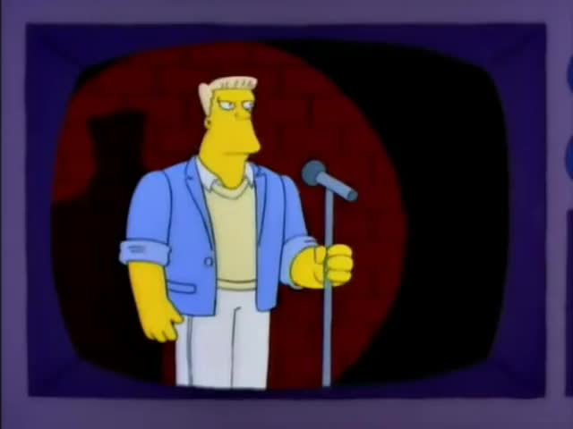 Clip image for '- That's the joke. - You suck, McBain!