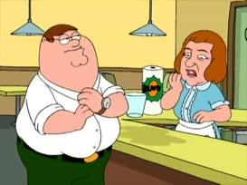 - It smells like... - Clean my pee!