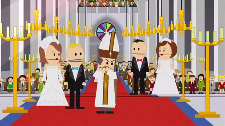 i now pronounce you farts and queefs !