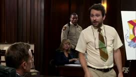 I'm just the best goddamn bird lawyer in the world.