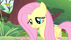 You know, I wouldn't have gotten my cutie mark if it weren't for her.