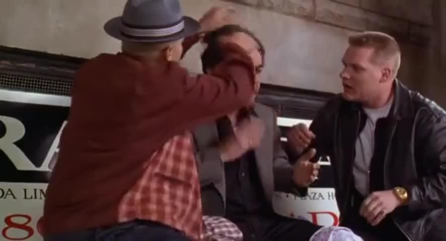 - l prayed, Eddie. - Shut up!